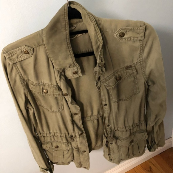 Max Jeans Jackets & Blazers - Army Green Jacket